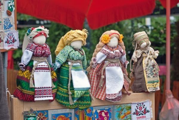 5 цікавих фактів про ляльки-мотанки