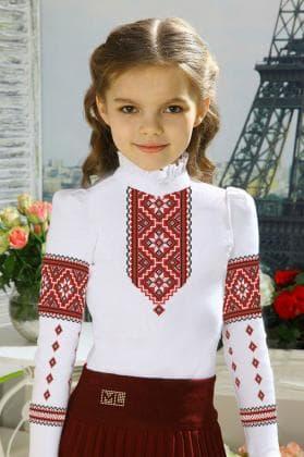 Заготовка для блузки БД-031 Україночка