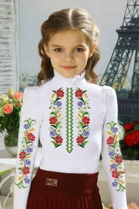 Заготовка для блузки БД-038 Україночка