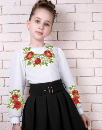 Заготовка для блузки БД-049 Україночка