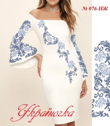 Заготовка плаття ПЖ-076 Україночка