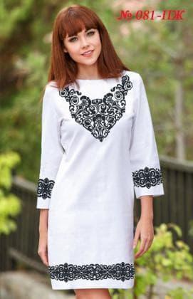 Заготовка плаття ПЖ-081 Україночка