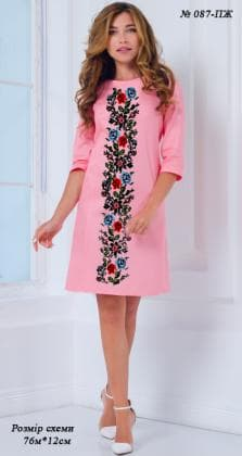 Заготовка плаття ПЖ-087 Україночка