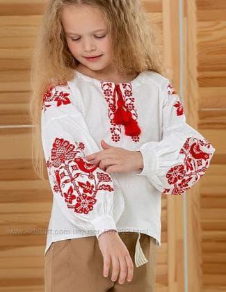 Заготовка для блузки БД-184 Україночка
