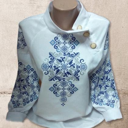 Заготовка блузки СЖ-302 Україночка