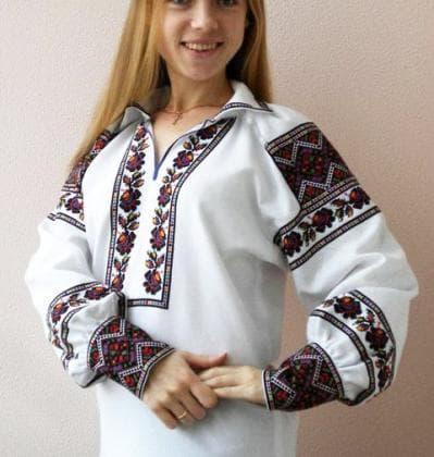 Заготовка блузки СЖ-313 Україночка