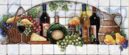 Фруктові вина DM-050 Алмазна мозаїка