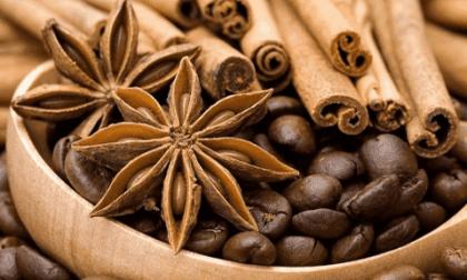 Ароматна кава з прянощами DM-056 Алмазна мозаїка