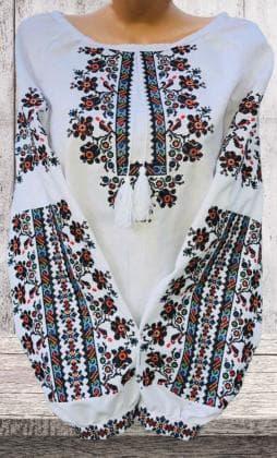 Заготовка блузки СЖ-097 Бохо Україночка