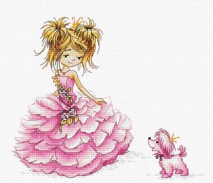 Принцеса В1056 Luca S