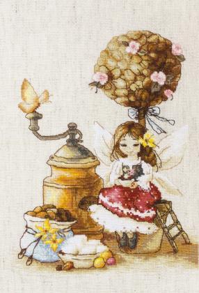 Кавова фея В1132 Luca S