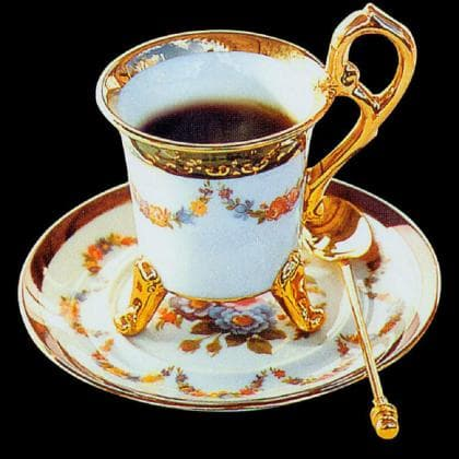 Чашка запашної кави DM-118 Алмазна мозаїка