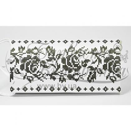 Клатч для вишивки бісером КЛ-118 Барвиста вишиванка
