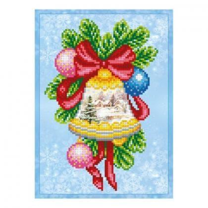 Різдвяний дзвіночок Т-1214 ВДВ