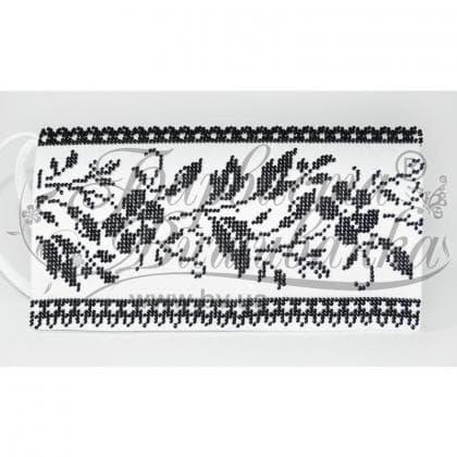 Клатч для вишивки бісером КЛ-126 Барвиста вишиванка