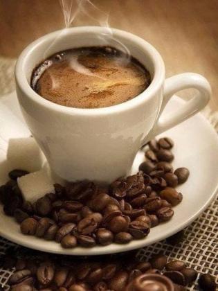 Чашка кави еспрессо DM-132 Алмазна мозаїка