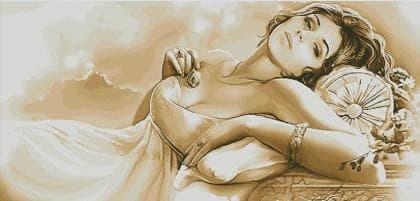 Жіночі мрії DM-142 Алмазна мозаїка