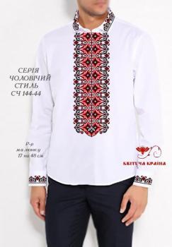 Заготовка  для сорочки СЧ-144-44 Квітуча країна