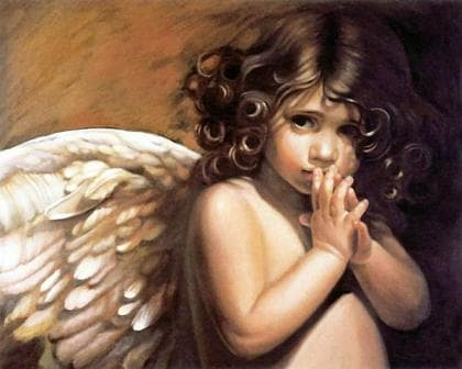 Погляд ангела