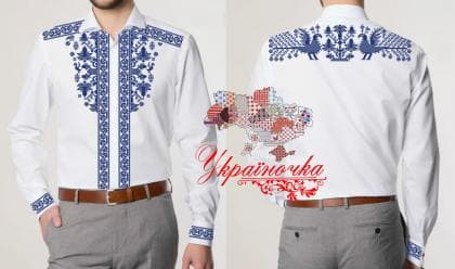 Заготовка для сорочки  СЧ-159 Україночка