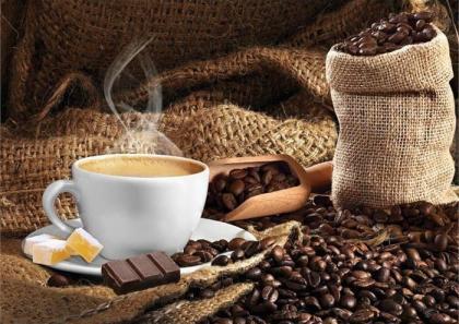 Ароматна кава DM-163 Алмазна мозаїка