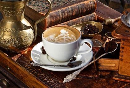 Час для кави DM-166 Алмазна мозаїка