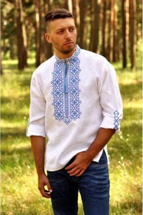 Заготовка для сорочки СЧ-196 Україночка