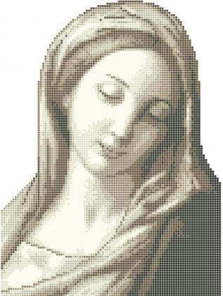 Мадонна 20-400 Бісерок
