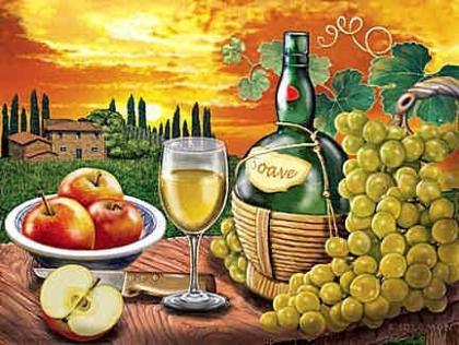 Вино Soave DM-226 Алмазна мозаїка