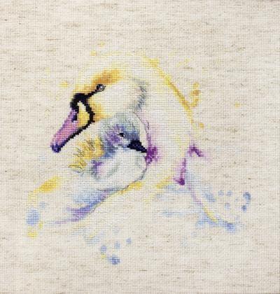 Лебеді B2297 Luca S