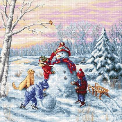 Веселе Різдво В2358 Luca S