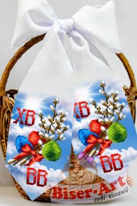 Бант на кошик Великодній 24016 Biser-Art