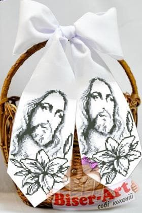 Бант на кошик Великодній 24020 Biser-Art