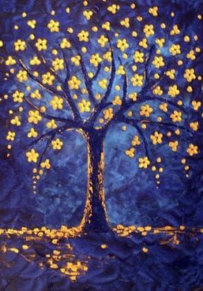 Казкове дерево DM-243 Алмазна мозаїка