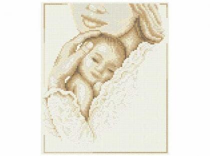 Мама з малюком 2530-061 Бісерок