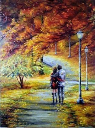 Романтика осені