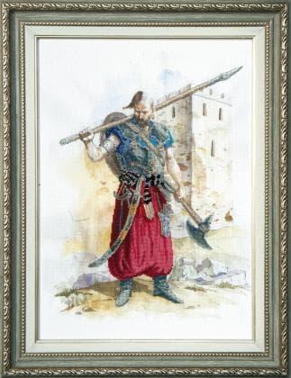 Козак - переможець