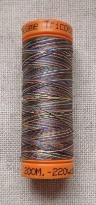 Нитки для вишивання  МТ 1202 Меланж  Madam Tricote