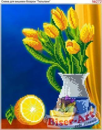 Тюльпани 272 Biser-Art