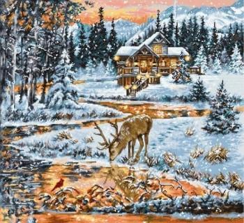 Будиночок в лісі