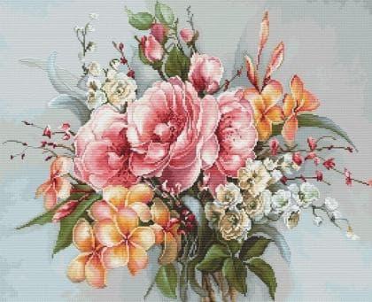 Букет квітів BA2364 Luca S