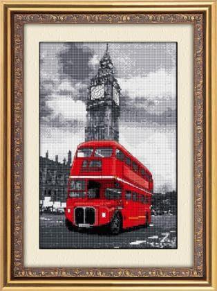 Лондонський автобус 30024 Dream Art