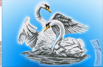 Лебеді 3015 Biser-Art