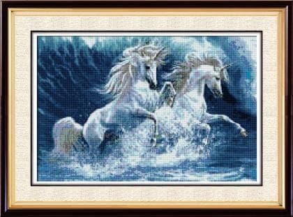 Пара єдинорогів 30203 Dream Art