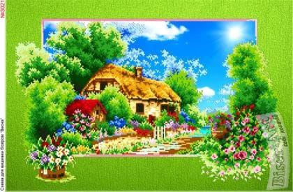 Пори року Весна 3021 Biser-Art