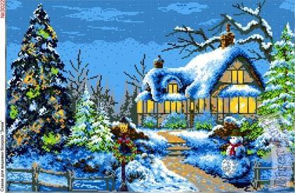 Зима 3022 Biser-Art