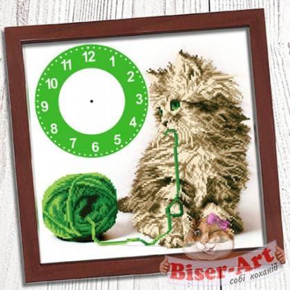 Годинник Кошення 004 Biser-Art