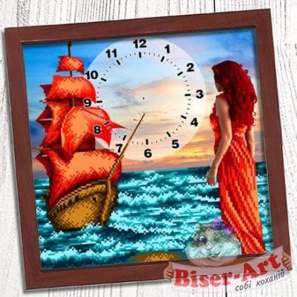 Годинник Асоль 008 Biser-Art