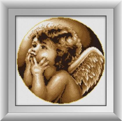 Замислений ангел