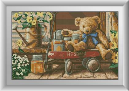 Ведмедик з медом